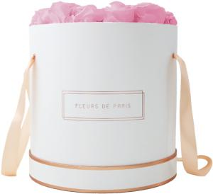 The Rosé Gold Collection Bridal Pink Petit Luxe wit – rond